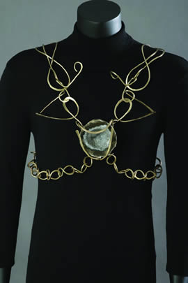 Body Chain by Claire Falkenstein circa 1971-72